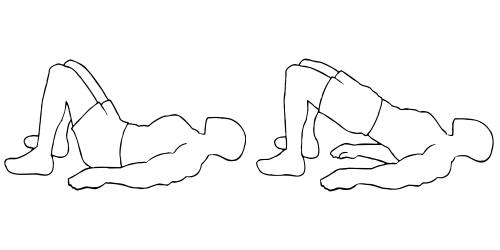 Single-Leg Extended Arm Squats