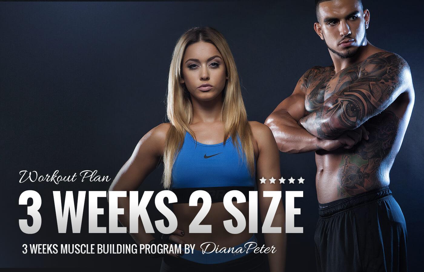 3 Weeks 2 Size